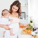 Почему многие женщины после родов толстеют и как вернуть стройность