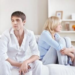 После рождения ребенка совершенно разлюбила своего мужа
