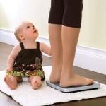 Причины сильного похудения после родов