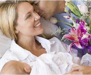 Букет цветов жене