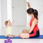 Какие упражнения будут наиболее эффективными после родов для похудения