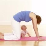 Какие физические упражнения помогут после родов восстановить фигуру