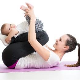 Система фитнеса после родов для быстрого восстановления и обретения стройного силуэта