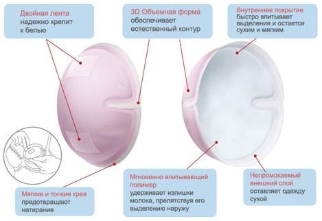 Форма и свойства