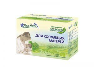 Чай для выработки молока