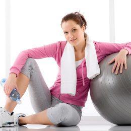Когда можно заниматься спортом после операции кесарева сечения