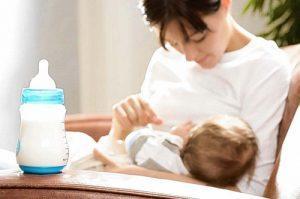 Калорийность грудного молока