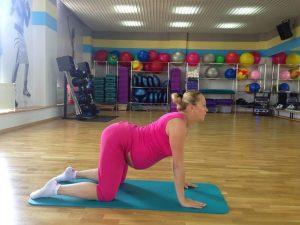 Упражнения при тазовом предлежании ребёнка