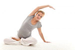 Упражнения для беременных во 2 триместре