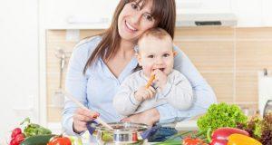 Питание кормящей мамы во втором полугодии