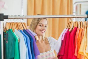 Покупка одежды для беременных