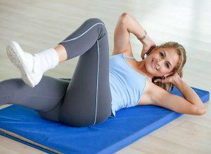Упражнения для восстановления тела после родов