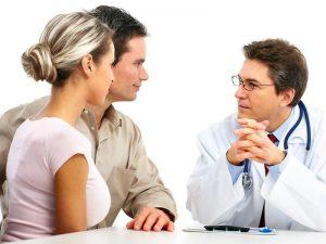 Консультации у врача при планировании беременности