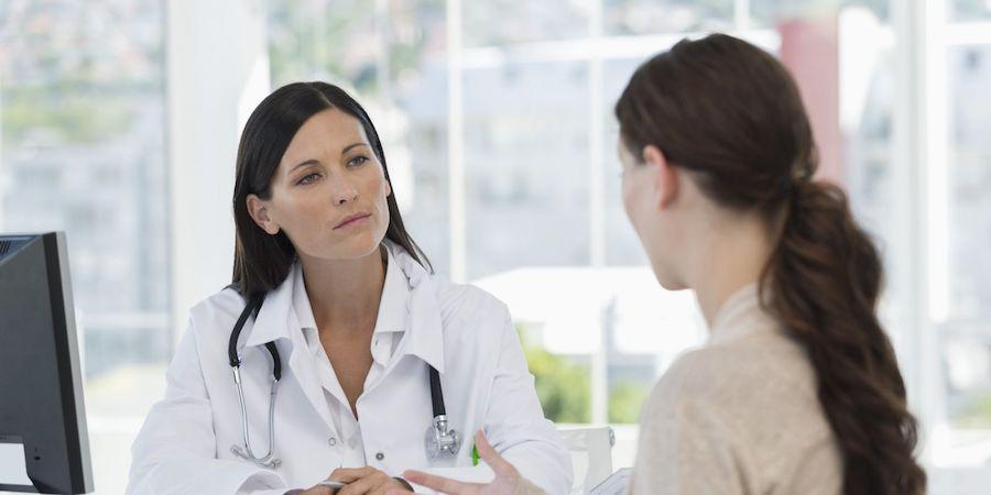 Прием у врача гинеколога