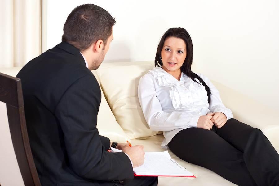 Консультация у врача психиатра
