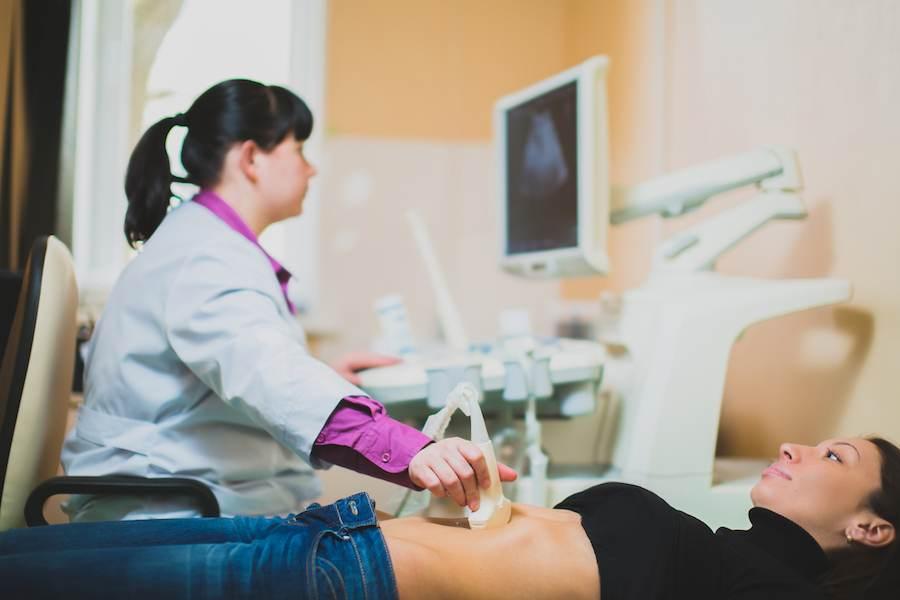 Ультразвуковое исследование матки