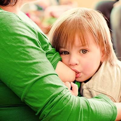 Как отучить ребенка от грудного вскармливания с пользой
