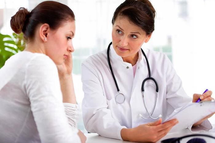 Наблюдение у участкового гинеколога