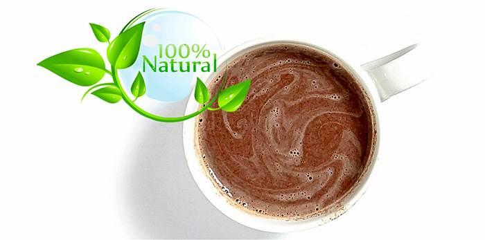 Шоколад можно употреблять как в твердом, так и в жидком виде